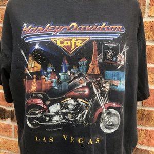 Vintage Harley-Davidson Cafe Las Vegas 1999🖤